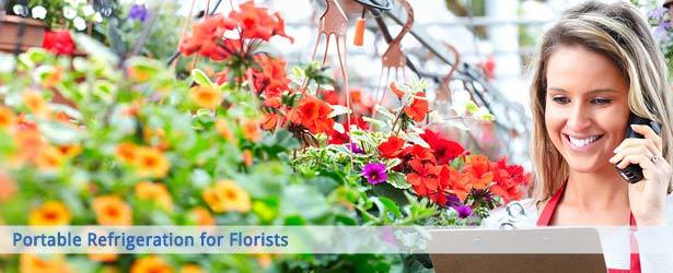 Portable Refrigeration Solutions for Florists